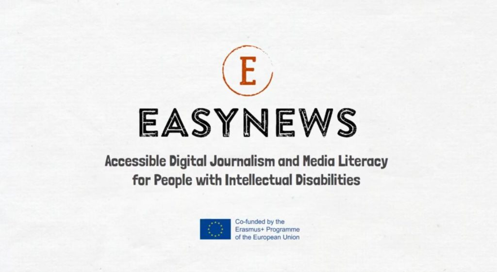 Presentación Easynews Erasmus Plus